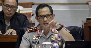 Kapolri Jenderal Tito Karnavian (foto: Okezone)
