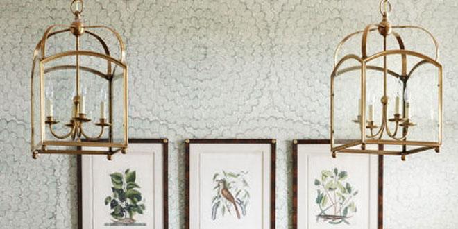 Dekorasi ruang makan (Foto: Housebeautiful)