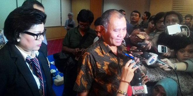 Ketua KPK Agus Rahardjo (Foto: Okezone)