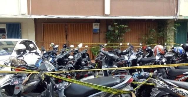 Lokasi pesta gay di Jakarta Utara. (Putera N/Okezone)
