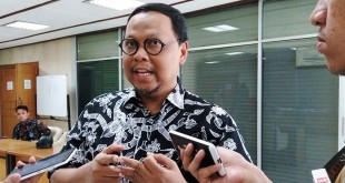 Ketua Pansus RUU Pemilu Lukman Edy (Foto: Silviana Dharma)