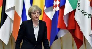 PM Inggris Theresa May. (Foto: Reuters)