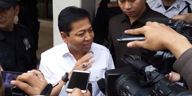 Ketua DPR RI Setya Novanto (Bayu/Okezone)