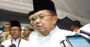 Wakil Presdien Jusuf Kalla. Foto Okezone/Puterangera