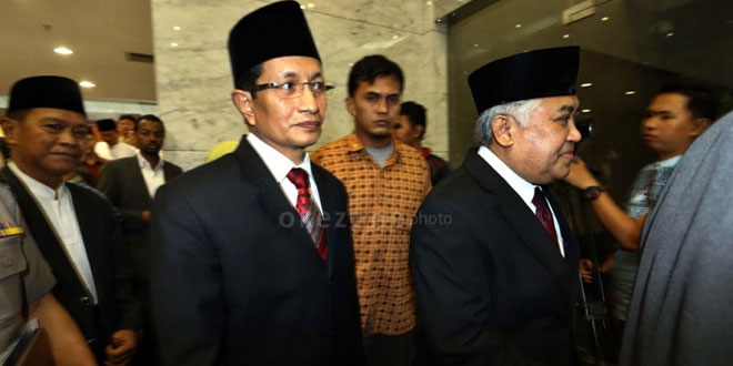 Nasaruddin Umar (foto: Okezone)