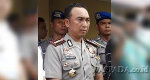 Kapolrestabes Medan, Kombes Pol Sandi Nugroho (WOL Photo)