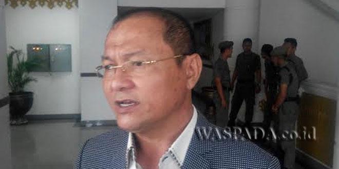 Anggota Komisi II DPR RI, Suasana Dachi (WOL Photo)