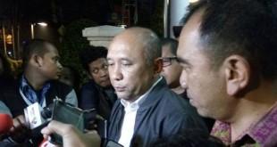 Teten di Rs Premier Jatinegara (Foto: Bayu/Okezone)