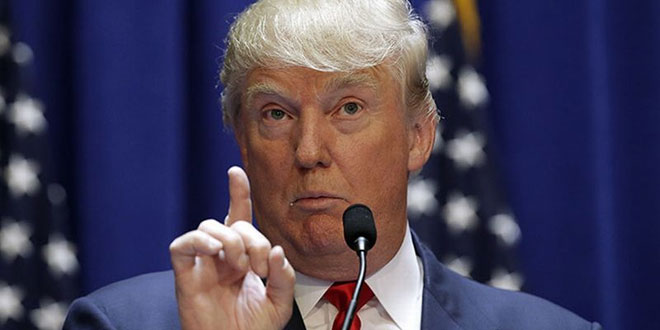 Presiden AS Donald Trump (Foto: Reuters)