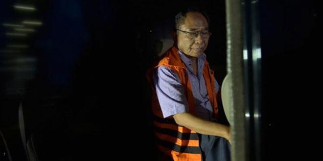 Charles Jones Mesang (Foto: Antara)
