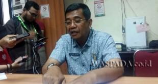Kepala Dinas Pendidikan Kota Medan, Hasan Basri (WOL Photo)