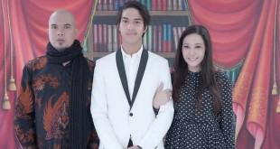 Ahmad Dhani, El dan Maia (Foto: Instagram)