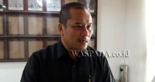 Ketua Fraksi Golkar DPRD Medan, Ilhamsyah (WOL Photo)