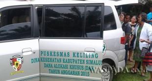Pelayanan Kesehatan di Kabupaten Simalungun, pasca OTT Siber Pungli terhadap stad Dinkes Simalungun, Kamis (6/7)
