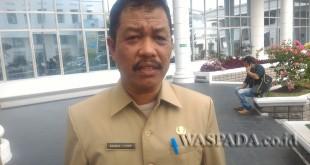Kepala BKD Sumut, Kaiman  Turnip WOL Photo