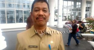 Kepala BKD Sumut, Kaiman Turnip. (WOL Photo)
