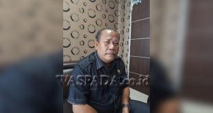 Ketua Komisi D DPRD Medan, Sahat Simbolon. (WOL Photo/M Rizki)