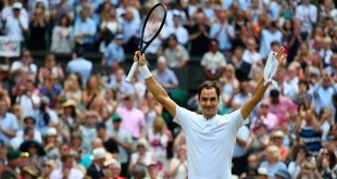 Roger Federer. (Foto: Wimbledon 2017)