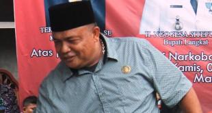 Ketua DPRD Langkat, Terbit Rencana PA (foto: ist)