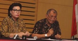 Ketua KPK Agus Rahardjo (Antara)