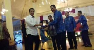 Budi Waseso bersama Menpora (Foto: Prabowo/Okezone)