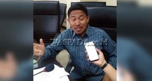 Ketua Fraksi Partai Amanat Nasional (PAN), HT Bahrumsyah. (WOL Photo)
