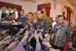 Presiden Jokowi di Istana Jakarta (Antara)