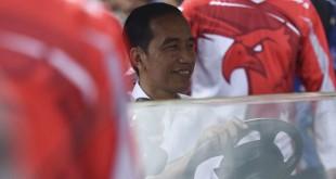 Presiden RI Joko Widodo (Foto: Antara)