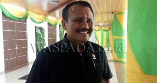 Sekretaris Fraksi Partai Demokrat DPRD Medan, Parlaungan Simangunsong. (WOL Photo)