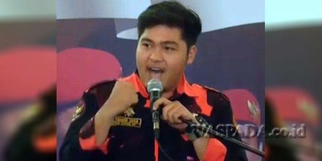 Ketua Sapma PP Kota Medan, M Firmanshah (WOL Photo/Ist)