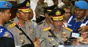 Kapolri Jenderal Tito Karnavian. (Foto: Heru Haryono/Okezone)