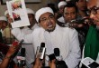 Imam Besar FPI, Habib Rizieq (Okezone)