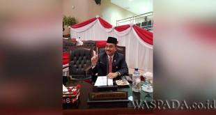 Ketua Umum DPD ISKA Sumatera Utara, Hendrik H Sitompul (WOL Photo/M Rizki)