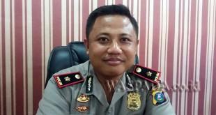 Kapolsek Medan Baru, Kompol Hendra Eko Triyulianto SIK SH MH. (WOL Photo/Gacok)