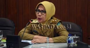 Wakil Gubernur Sumatera Utara, Nurhajizah (WOL Photo)