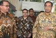 Menteri Perhubungan Budi Karya (kanan). (Foto: Antara)