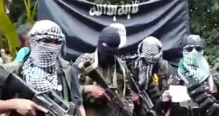 Foto anggota kelompok Abu Sayyaf (Foto: Reuters)