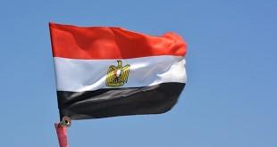 Bendera Mesir. (Pixabay/Sonjarotter)