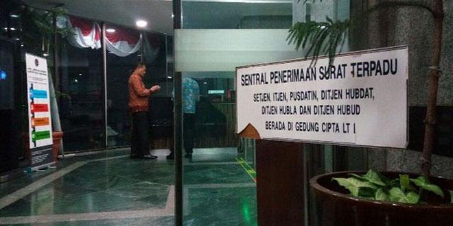 Ilustrasi kantor Kemenhub (Foto: Iqbal/Okezone)
