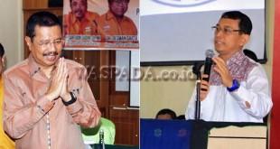 Tengku Erry - JR Saragih Bersaing Ketat di Pilgubsu 2018 (WOL Photo/Ist)