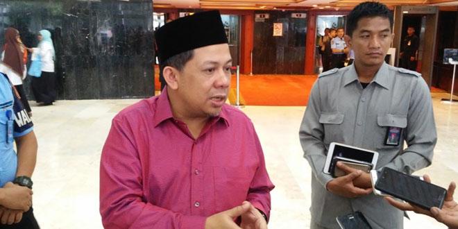 Wakil Ketua DPR Fahri Hamzah (Foto: Okezone)