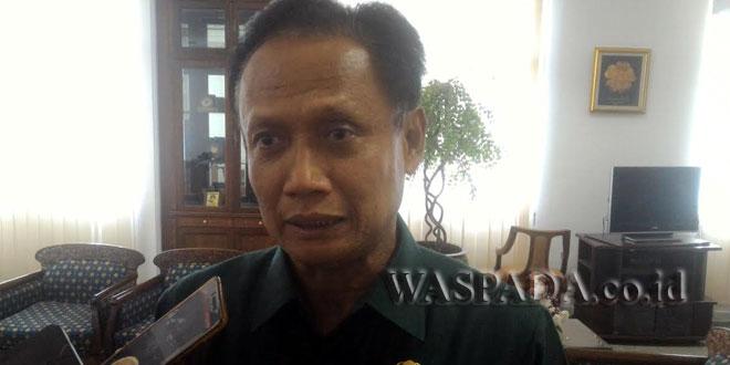 Pelaksana Tugas (Plt) Sekretaris Daerah Provinsi Sumatera Utara (Sekdaprovsu), Ibnu Sri Hutomo. (WOL Photo)
