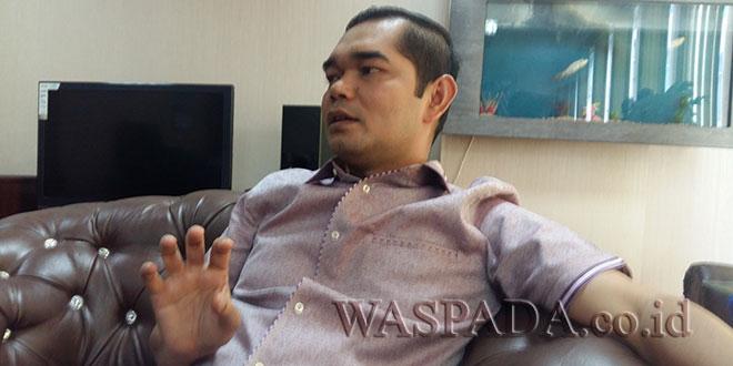 Wakil Ketua DPRD Medan, Ihwan Ritonga (WOL Photo/M Rizki)