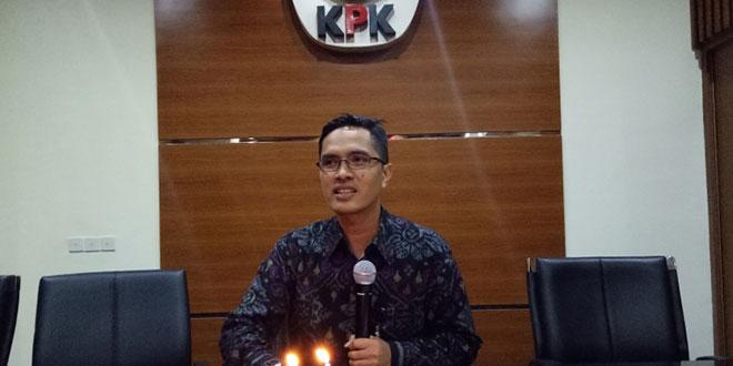 Juru Bicara KPK, Febri (foto: Putera/Okezone)