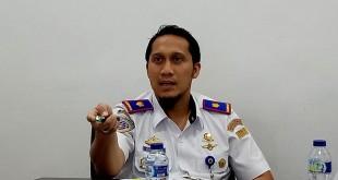 Kepala Balai Teknik Perkeretaapian  Dirjen Kementerian Perhubungan, Amanah Gappa