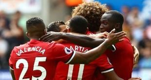 Bertandang ke Liberty Stadium, Man United Hancurkan Swansea 4 Gol Tanpa Balas