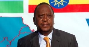 Presiden Kenya Uhuru Kenyatta (REUTERS/Feisal Omar)