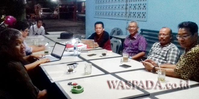 Pengurus Ikatan Alumni Fakultas Kedokteran Gigi Universitas Sumatera Utara. WOL Photo/Ridin