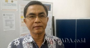 Kepala Dinas Pemberdayaan Masyarakat Desa (PMD) Sumatera Utara, H Aspan Sofian Batubara. (WOL Photo/Ridin)