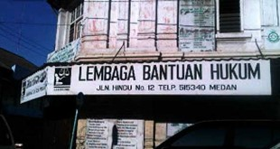 Kantor LBH Medan (foto : istimewa)